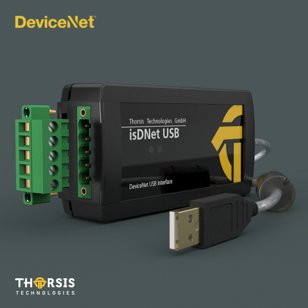 DeviceNet USB Interface