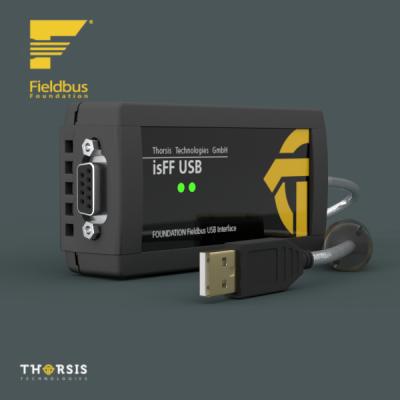 FOUNDATION Fieldbus USB Adapter