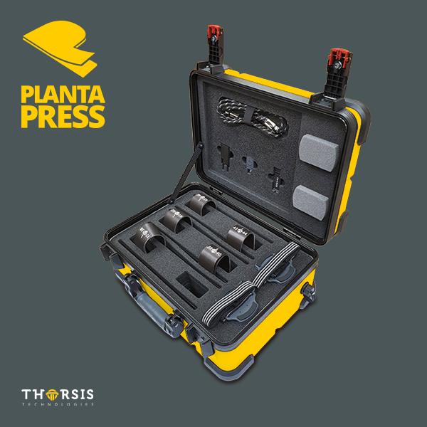 Plantapress Fußdruckmesssystem