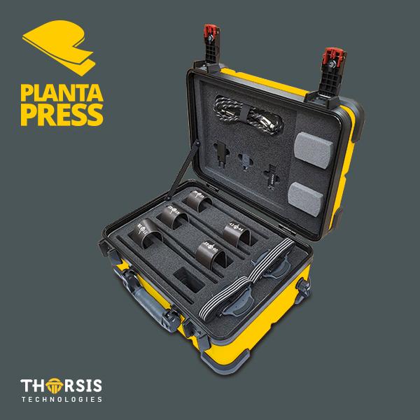 PlantaPress Koffer