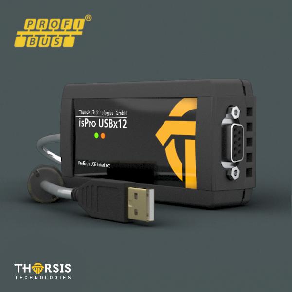 PROFIBUS USB interface with Master functionality