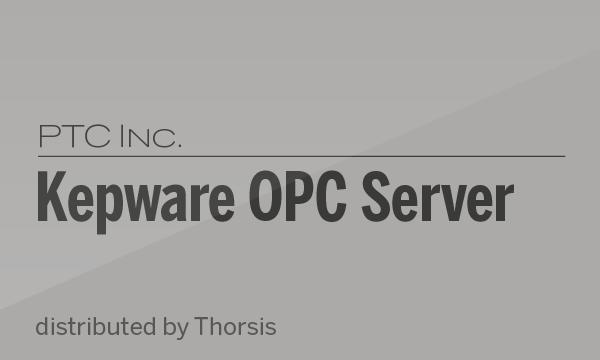 Kepware OPC Server - Thorsis Technologies