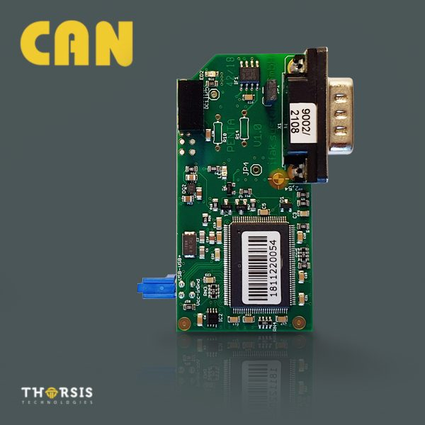 CAN USB Interface for CAN/CANopen Networks
