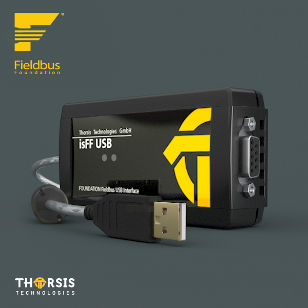 FOUNDATION Fieldbus USB Interface