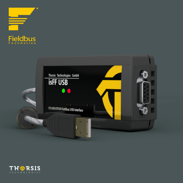 FOUNDATION Fieldbus USB Interface