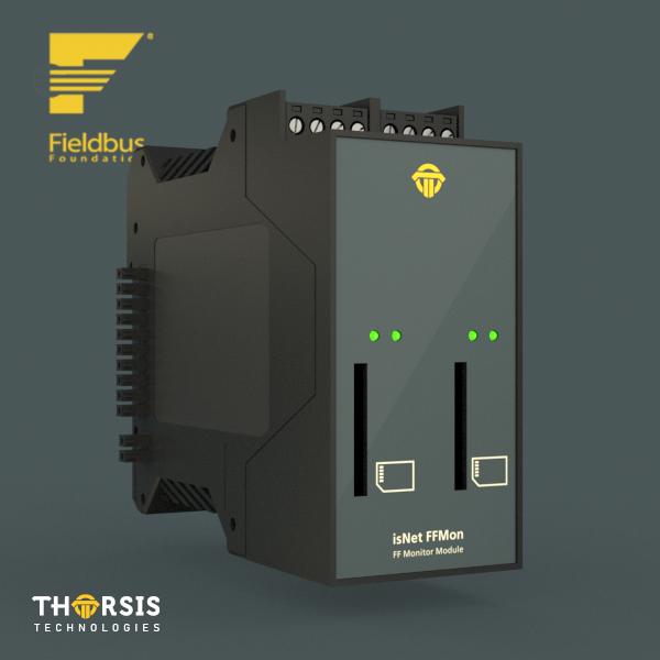 FOUNDATION Fieldbus Diagnose- und Monitormodul